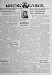 The Montana Kaimin, May 31, 1940