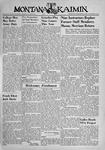 The Montana Kaimin, September 26, 1940