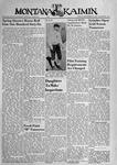 The Montana Kaimin, September 27, 1940