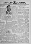 The Montana Kaimin, October 1, 1940