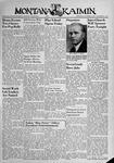 The Montana Kaimin, October 3, 1940