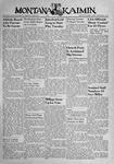 The Montana Kaimin, October 4, 1940