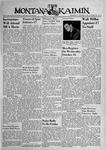 The Montana Kaimin, October 9, 1940