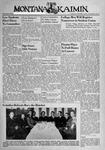The Montana Kaimin, October 15, 1940