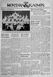 The Montana Kaimin, October 22, 1940