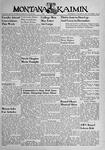 The Montana Kaimin, October 23, 1940