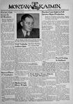 The Montana Kaimin, October 24, 1940
