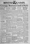 The Montana Kaimin, October 25, 1940