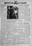 The Montana Kaimin, October 29, 1940