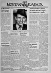 The Montana Kaimin, October 30, 1940