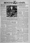 The Montana Kaimin, October 31, 1940
