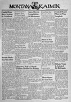 The Montana Kaimin, November 6, 1940