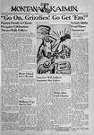 The Montana Kaimin, November 8, 1940