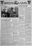 The Montana Kaimin, November 14, 1940