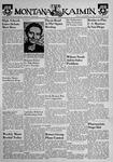 The Montana Kaimin, November 15, 1940