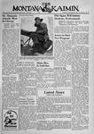 The Montana Kaimin, December 3, 1940