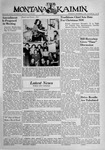 The Montana Kaimin, December 5, 1940