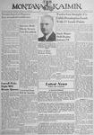 The Montana Kaimin, January 8, 1941