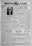 The Montana Kaimin, January 14, 1941