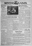 The Montana Kaimin, January 16, 1941