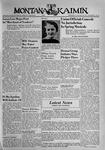 The Montana Kaimin, January 22, 1941