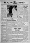 The Montana Kaimin, January 29, 1941