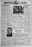 The Montana Kaimin, February 6, 1941