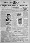 The Montana Kaimin, February 18, 1941
