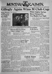 The Montana Kaimin, February 27, 1941