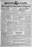 The Montana Kaimin, March 5, 1941