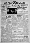 The Montana Kaimin, March 7, 1941