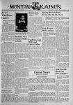 The Montana Kaimin, March 12, 1941