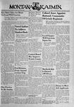 The Montana Kaimin, March 28, 1941