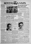 The Montana Kaimin, April 8, 1941