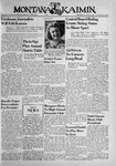 The Montana Kaimin, April 9, 1941