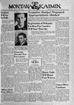 The Montana Kaimin, April 30, 1941