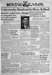 The Montana Kaimin, May 7, 1941
