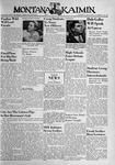 The Montana Kaimin, May 8, 1941