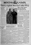The Montana Kaimin, May 15, 1941
