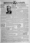 The Montana Kaimin, May 20, 1941