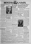The Montana Kaimin, May 22, 1941
