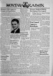 The Montana Kaimin, May 29, 1941