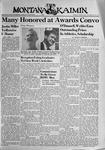 The Montana Kaimin, June 6, 1941
