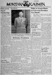The Montana Kaimin, September 25, 1941