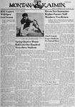 The Montana Kaimin, September 26, 1941