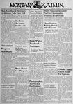The Montana Kaimin, October 7, 1941