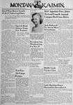 The Montana Kaimin, November 11, 1941