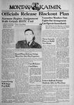 The Montana Kaimin, January 7, 1942