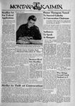 The Montana Kaimin, January 14, 1942