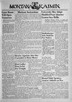 The Montana Kaimin, January 20, 1942